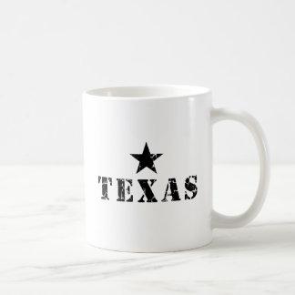 テキサス州、単独星の州 コーヒーマグカップ