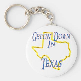 テキサス州- Getting キーホルダー