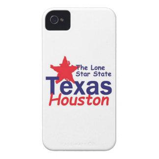テキサス州 iPhone 4 Case-Mate ケース
