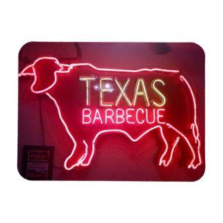 """""""テキサス州BBQ """" マグネット"""