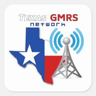 テキサス州GMRSネットワーク スクエアシール