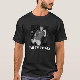 テキサス州Joeyのティーの人の戦争 Tシャツ