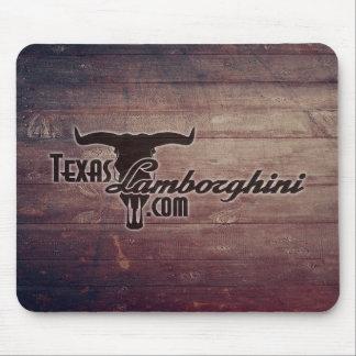 テキサス州Lamborghiniのマウスパッド マウスパッド