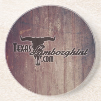 テキサス州Lamborghiniの砂岩コースター コースター