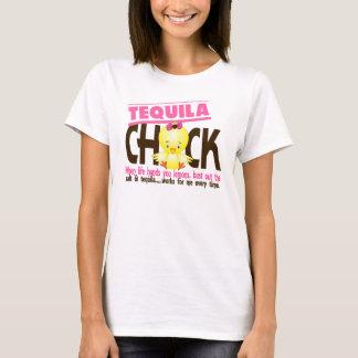 テキーラのひよこ Tシャツ