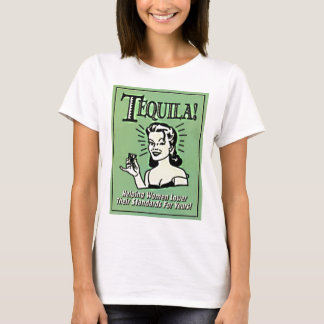 テキーラのティー Tシャツ