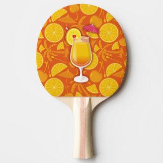 テキーラの日の出 卓球ラケット
