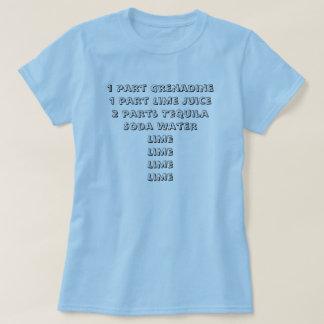 テキーラ日の出 Tシャツ