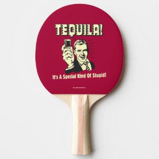 テキーラ: 特別な種類の愚か 卓球ラケット