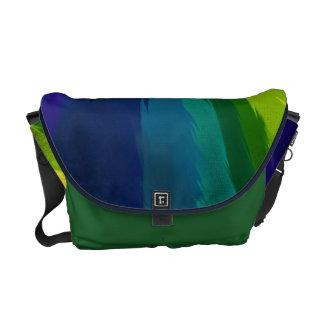 テクニカラー|Syzygy|-|習慣|アートワーク|メッセンジャー|袋 メッセンジャーバッグ