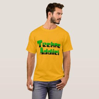 テクノの常習者2のワイシャツ Tシャツ