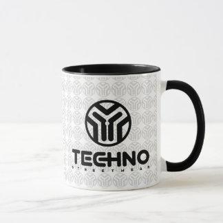 テクノStreetwear -ロゴ-マグ マグカップ