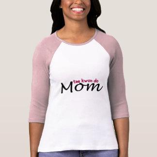 テコンドーのお母さん-- 名誉学生 Tシャツ