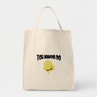 テコンドーのひよこ トートバッグ