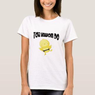 テコンドーのひよこ Tシャツ