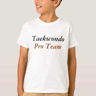 テコンドーのプロチーム Tシャツ