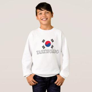 テコンドーのTシャツ スウェットシャツ