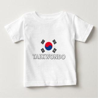 テコンドーのTシャツ ベビーTシャツ