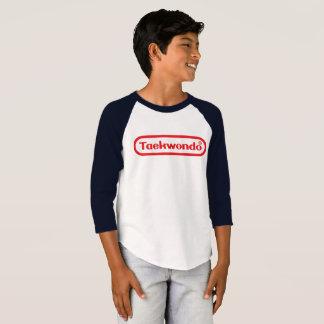 テコンドーのTシャツ Tシャツ