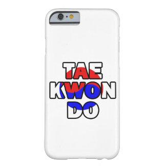 テコンドー004 BARELY THERE iPhone 6 ケース