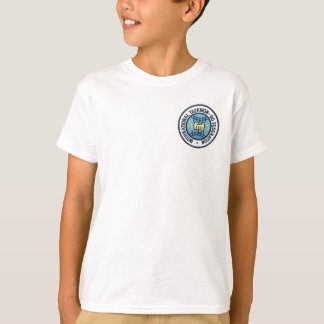 テコンドーBHCCの子供のTシャツ Tシャツ