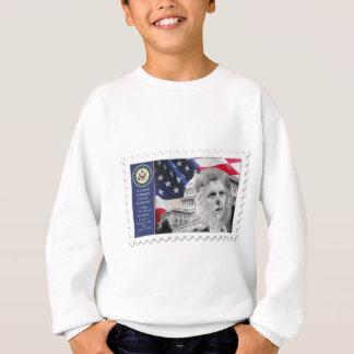 テッドケネディ上院のライオン スウェットシャツ