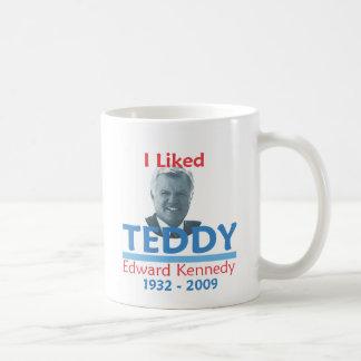 テッドケネディ私はマグを好みました コーヒーマグカップ