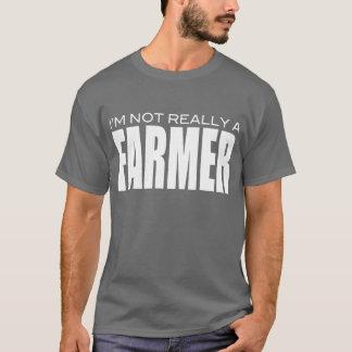 テッド農家 Tシャツ