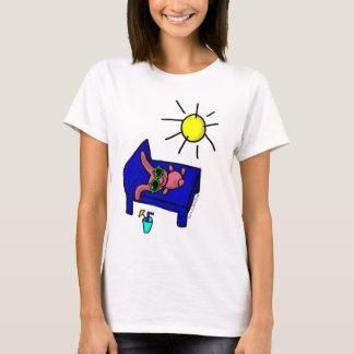 テッド-晴れた日 Tシャツ