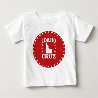 テッドCRUZのためのアイダホ ベビーTシャツ