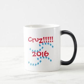 テッドCruz 2016の星のマグの選挙のギア モーフィングマグカップ
