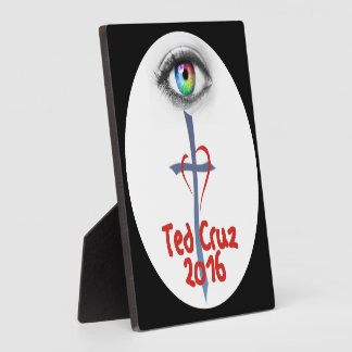 テッドCRUZ 2016年 フォトプラーク