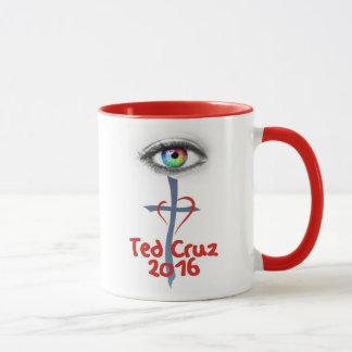 テッドCRUZ 2016年 マグカップ