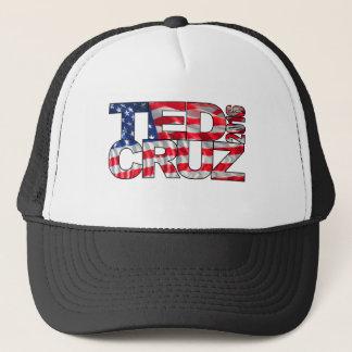 テッドCruz 2016年(旗) キャップ