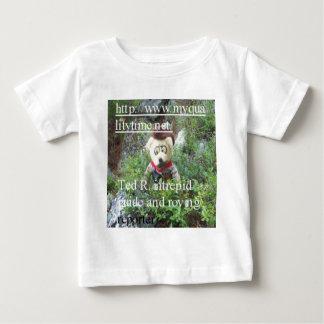 テッドR. ベビーTシャツ