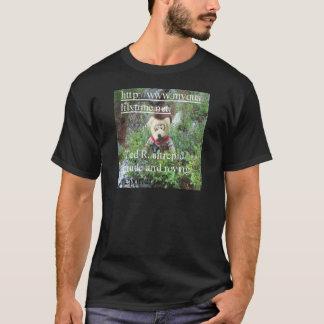 テッドR. Tシャツ