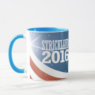 テッドStrickland 2016年 マグカップ
