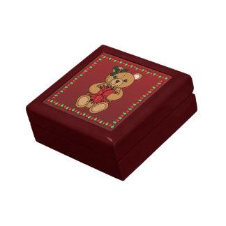 テディのギフトのタイル箱 ギフトボックス