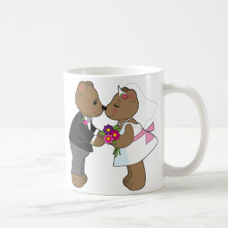 テディの結婚式 コーヒーマグカップ