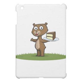 テディー・ベアのケーキ iPad MINIケース