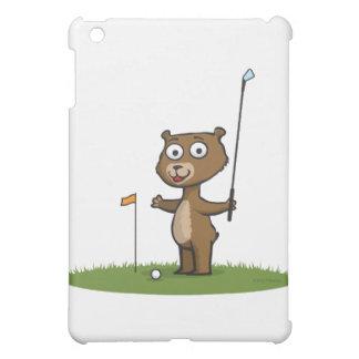 テディー・ベアのゴルフ iPad MINI カバー