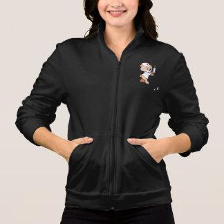 テディー・ベアのナースレディースジャケット