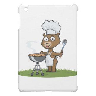 テディー・ベアのバーベキュー iPad MINIケース