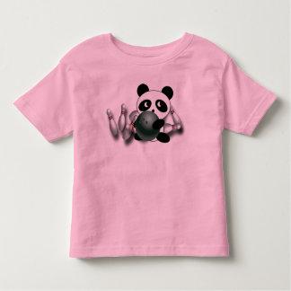 テディー・ベアのボーリング トドラーTシャツ