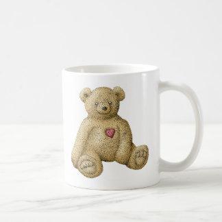 テディー・ベアのマグ コーヒーマグカップ