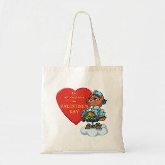 テディー・ベアの王子愛して下さい トートバッグ