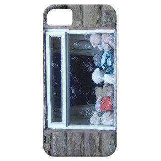 テディー・ベアの窓 iPhone SE/5/5s ケース