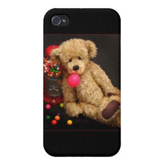 テディー・ベアのiphoneの場合 iPhone 4 ケース