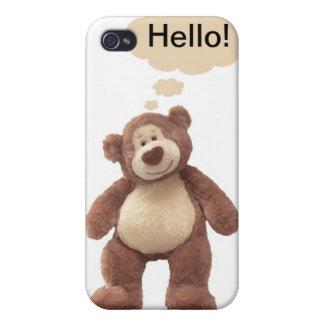 テディー・ベアのiPhoneの場合 iPhone 4/4S ケース