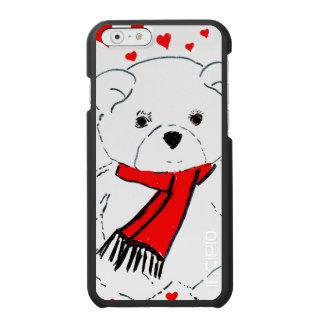 テディー・ベア愛 INCIPIO WATSON™ iPhone 6 財布ケース